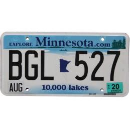 Minnesota BGL527 -...