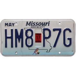 Missouri HM8P7G -...