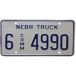 Nebraska 64990 - Autentická...