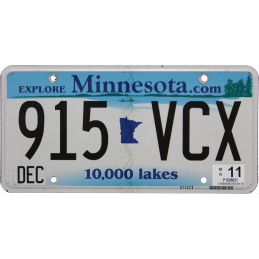 Minnesota 915 VCX -...