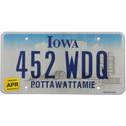 Iowa 452 WDQ - Autentická...