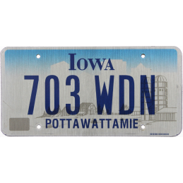 Iowa 703 WDN - Autentická...