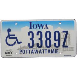 Iowa 3389Z - Authentic US...