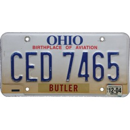 Ohio CED7465 - Autentická...
