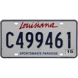 Louisiana C499461 -...