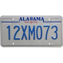 Alabama 12XM073 -...
