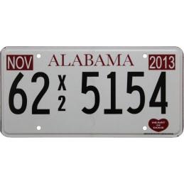 Alabama 62 5154 - Authentic...