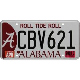Alabama CBV621 - Autentická...