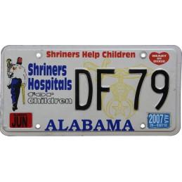 Alabama DF 79 - Autentická...