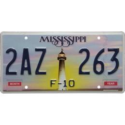 Mississippi 2AZ 263 -...