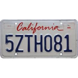 California 5ZTH081 -...