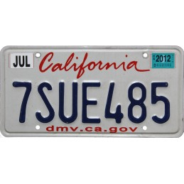 California 7SUE485 -...