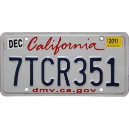 California 7TCR351 -...