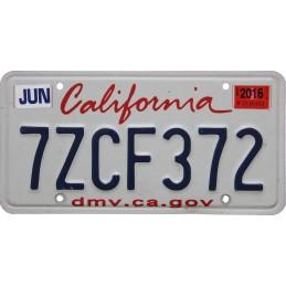 California 7ZCF372 -...