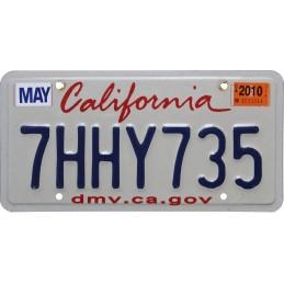 California 7HHY735 -...