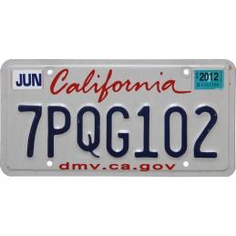 California 9PQG102 -...
