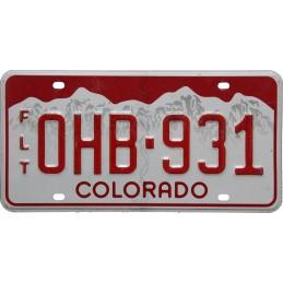 Colorado OHB-931 -...