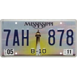 Mississippi 7AH878 -...