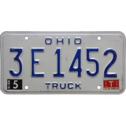 Ohio 3E1452 - Autentická...
