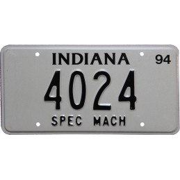 Indiana 4024 - Autentická...