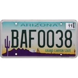 Arizona BAF0038 -...