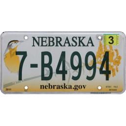 Nebraska 7B4994 -...