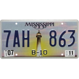 Mississippi 7AH863 -...