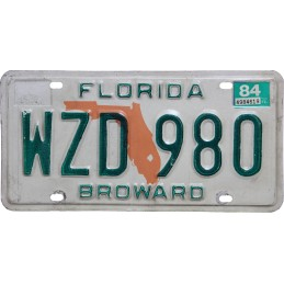 Florida WZD980 - Autentická...