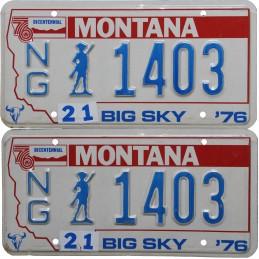 Montana 1403 - Pár...