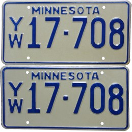 Minnesota 17708 - Pár...