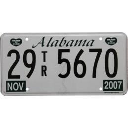 Alabama 295670 - Authentic...