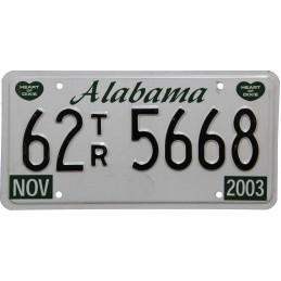 Alabama 625668 - Authentic...