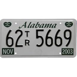 Alabama 625669 - Autentická...