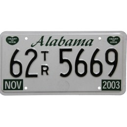 Alabama 625669 - Authentic...