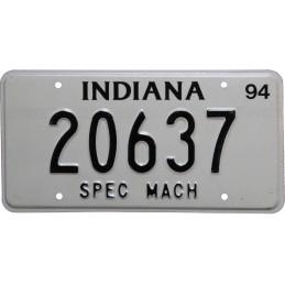Indiana 20637 - Autentická...