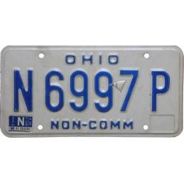 Ohio N6997P - Authentic US...
