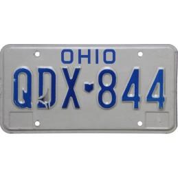 Ohio QDX844 - Autentická...