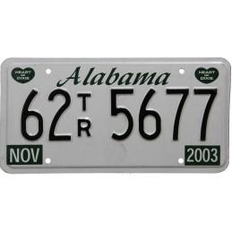 Alabama 625677  - Authentic...