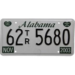 Alabama 625680 - Authentic...