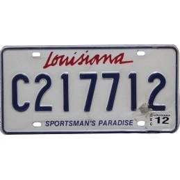 Louisiana C217712 -...