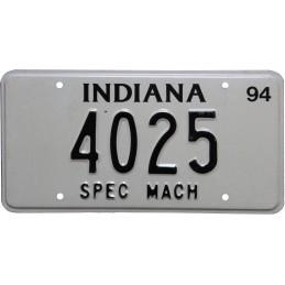 Indiana 4025 - Autentická...