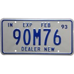 Indiana 90M76 - Authentic...