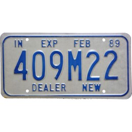 Indiana 409M22 - Autentická...