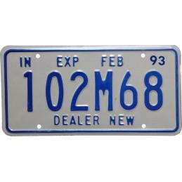 Indiana 102M68 - Autentická...