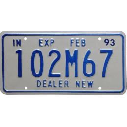 Indiana 102M67 - Authentic...