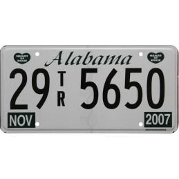 Alabama 295650 - Authentic...
