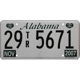 Alabama 295671 - Authentic...