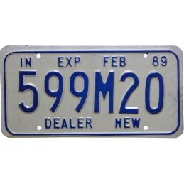 Indiana 599M20 - Autentická...