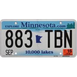 Minnesota 883TBN -...