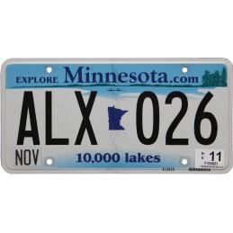 Minnesota ALX026 -...